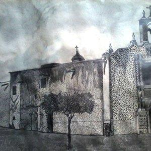 Iglesia/ruinas