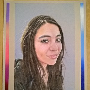 Retrato de Mariana, 30 de abril de 2016