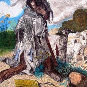 Lobo disfrazado de pastor
