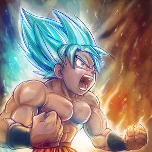Goku SSGSS