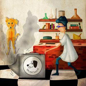 Ilustraciones de un Cuento Infantil
