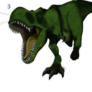 Tyrannosaurus 1a parte