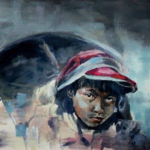 Niño Nepalí