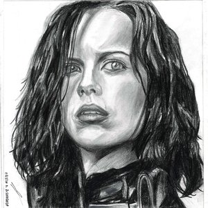 Selene, Underworld retrato