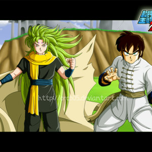 Saint Seiya Z - Shion vs Dohko