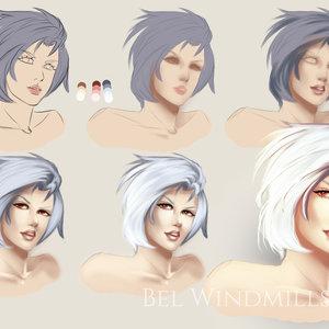 Construyendo una cara (color)