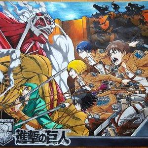 Shingeki no Kyojin TERMINADO XD