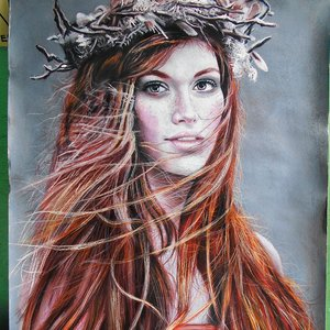 Diosa de los Bosques