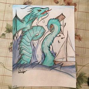 Leviatan, La ira del océano ..