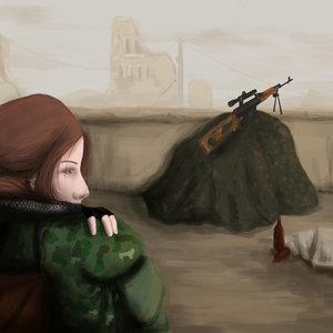 Descanso después de la batalla