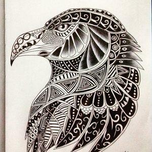 Aguila mandala