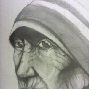 Santa Madre Teresa.