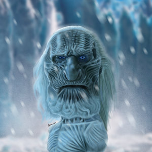 Caminante Blanco / White Walker Game of thrones