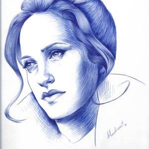 Retrato de Darlene - MrRobot