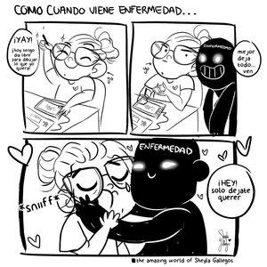 MINI COMICS ♥