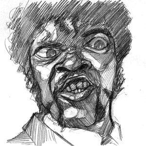 Samuel.L.jackson caricatura
