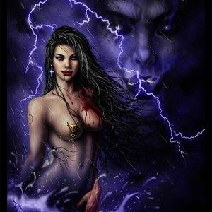 vampira de los mares
