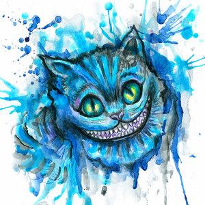 Cheshire fanart