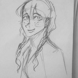 Sketch: Nadine