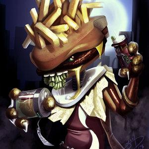 Mercenario de Junkfood