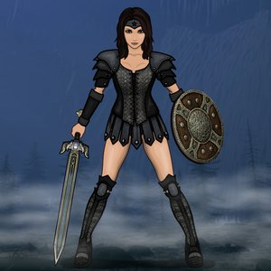 guerrera_medieval_294063.png