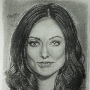 Retrato de Olivia Wilde