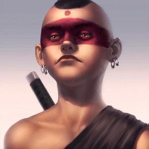Niño Samurai