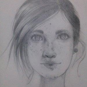 Otro retrato a lápiz