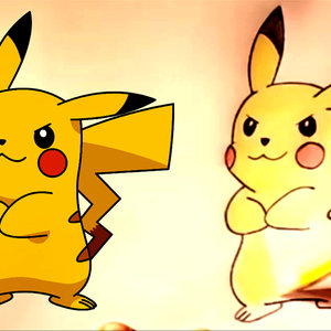 Pokemon Go Drawing Pikachu And Raichu Games Pokemon Por Dibujos