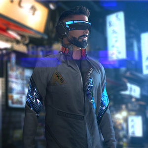 Sci-fi Outfit