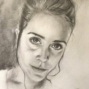 Auto retrato (12/25/16)