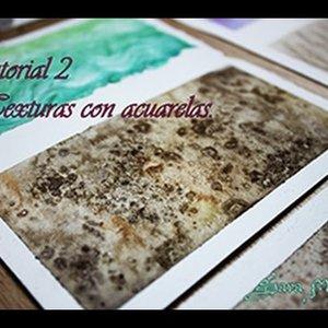 TUTORIAL II - TEXTURAS CON ACUARELAS