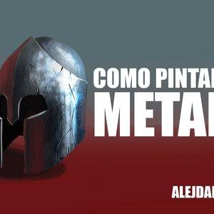 Como pintar metal