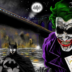Joker y batman