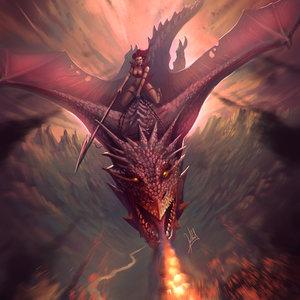 Jinete de Dragon