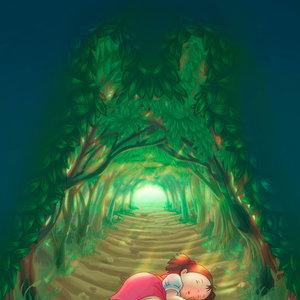 Poster Mi Vecino Totoro