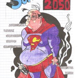 SUPERMAN 2050