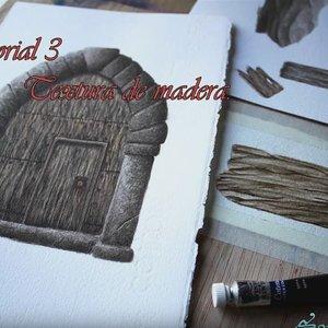 TUTORIAL III - TEXTURA DE MADERA.