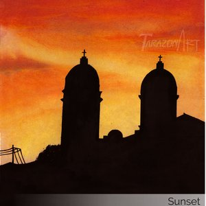 Sunset - pasteles