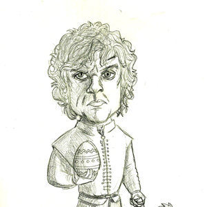 Tyrion Lannister (Holy Week)