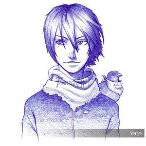 yato noragami - lapicero