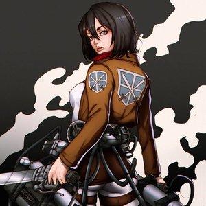 Mikasa - Shingeki No Kyojin -