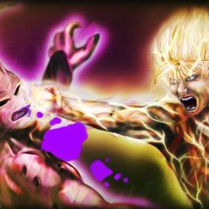 Son Goku Vs Majin Boo