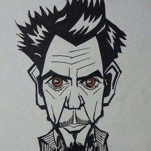 Robert Downey caricatura