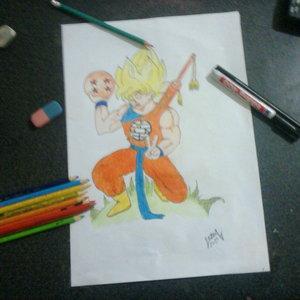 Goku Personalizado ssj
