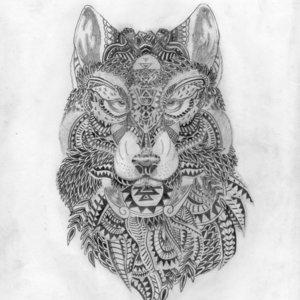 Mandala lobo