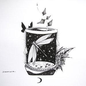 Ilustración Libélula