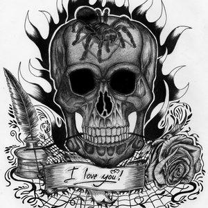 Skull Love DS