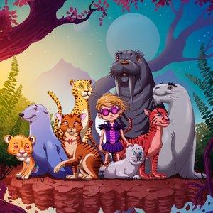 Atha 2nd cover - segunda portada libro para niños