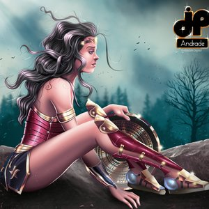 Fan art Wonder Woman